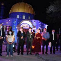 Santiago del Estero: con un mensaje del papa Francisco, inauguraron un parque religioso único en el mundo