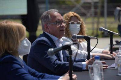 El intendente Alberto Descalzo participó del VII Congreso Pedagógico Ituzaingó