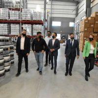 Inauguran cinco nuevas empresas en Florencio Varela