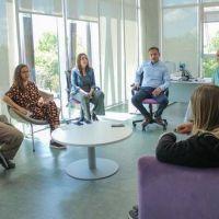 Nueva Costanera de Campana:El Intendente destacó el trabajo del equipo de Planeamiento que está concretando la obra