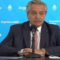 """El presidente de la Nación le envió una carta a Carreras: """"no es una función del Gobierno brindar mayor seguridad en la región"""""""