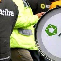 Atilra recibió un amplio respaldo gremial en su lucha por las fuentes de trabajo de Sancor