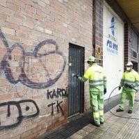 Cuatro empresas competirán por el megacontrato de la limpieza de Zaragoza