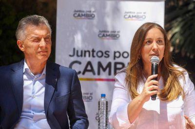 Macri hizo campaña con Vidal tras no presentarse ante la Justicia: hubo ruido interno por su decisión