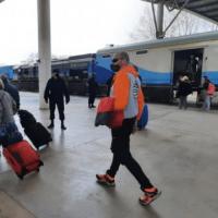 Vuelve a funcionar el tren que une Mar del Plata con Plaza Constitución