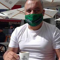 Santín: Luis Barrionuevo es un dirigente que respeto muchísimo, es todo un caballero