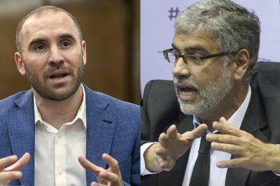 Guzmán, Feletti y una charla sobre precios