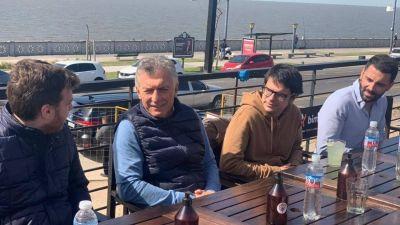 Macri se aferra a la estrategia del perseguido para hacer campaña