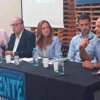 Tolosa Paz participó de un acto del frente productivo de Lanús