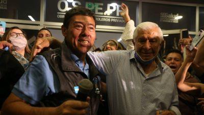 """Rucci, tras el triunfo en Petroleros: """"Agarrar la posta de Pereyra es una vara muy alta"""""""