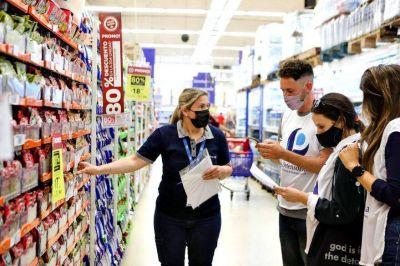 Congelamiento de precios: comenzaron los controles y las peleas entre los supermercados y proveedores