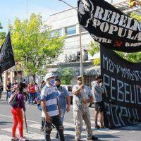 Paraná: el movimiento Rebelión Popular pidió comida y herramientas