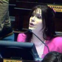 Soledad Alonso presentó un proyecto en la Legislatura para repudiar a Larreta:
