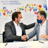 Escobar Produce: la Municipalidad firmó un convenio con la empresa Mapei para capacitar a jóvenes de las escuelas técnicas del distrito