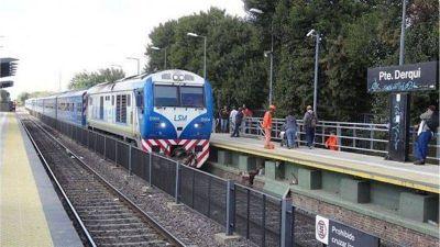 Avanza la compra de los trenes eléctricos para el San Martín