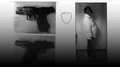 Tras atrincherarse a balazos, la Justicia imputó a Requelme y lo investiga por tentativa de homicidio