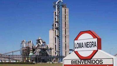 Loma Negra apagará hornos por conflicto gremial y amenaza al repunte de la construcción