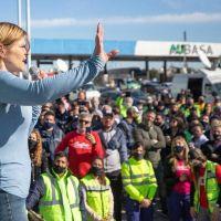 Quién es y qué piensa Florencia Cañabate, la nueva líder sindical que quiere debatir la legislación laboral
