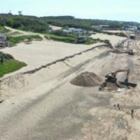 Tras los reclamos por extracción ilegal de arena, la Comuna notificó a concesionarios