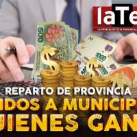Fondos a municipios: Quiénes ganan