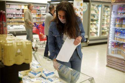 """María Laura Guazzaroni: """"Ponemos todo nuestro esfuerzo para defender el derecho a precios justos y estables"""""""
