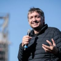 En Lanus – Máximo Kirchner dijo que en las elecciones «lo que está en juego es lo que votó la gente en 2019»