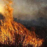 Córdoba, con riesgo extremo de incendio por el intenso calor de esta semana