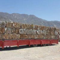El Centro de Residuos de Sarmiento transportó más de 12 mil kilos de cartón