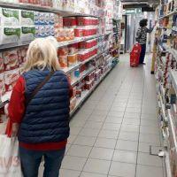 Precios: leve baja en supermercados (impacto menor en la inflación)