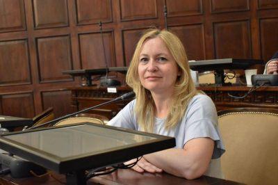 La diputada Hebe Casado se pronunció otra vez en contra de la vacunación a menores de 11 años