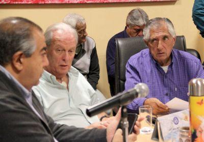 La CGT va a Azopardo a debatir la reforma del estatuto en la víspera del 11 de noviembre