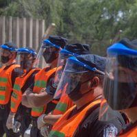 Salarios y vacaciones para policías: el inesperado debate que se metió en la campaña local