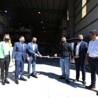 El intendente Andrés Watson inauguró cinco nuevas empresas