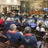Tigre: La 15º sesión ordinaria del Concejo Deliberante estuvo marcada por la causa Malvinas