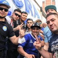 Iván Tobar vuelve a mostrar su capacidad de movilización y aspira a ganarle la iniciativa a «Pata» Medina para quedarse con el control de la Uocra La Plata