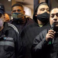 Vigiladores y Custodios: los trabajadores de seguridad se auto convocan para decirle NO a la violencia