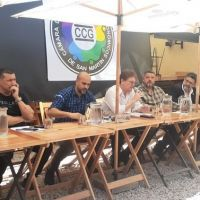 Convenio para eximir aportes sindicales entre UTHGRA y la Cámara de Gastronómicos de San Martín