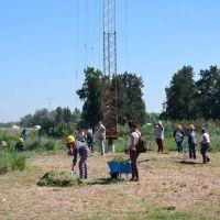 Avanzan las tareas para el saneamiento del basural ubicado en Costa Esperanza