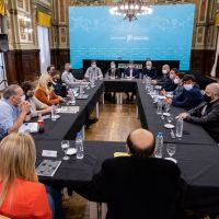 Elecciones 2021: Axel Kicillof reunió a intendentes del conurbano para ajustar el discurso a dos semanas de la votación