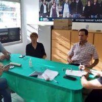 Candidatos de Vamos con Vos se reunieron con representantes de organizaciones ambientales