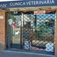 Veterinarias con persianas bajas en repudio a la violencia contra un profesional