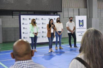 """Cierre del programa """"Organizar"""" en Malvinas Argentinas"""
