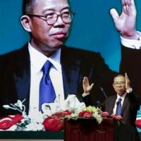 El magnate del agua es el más rico de China