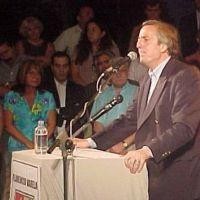 El día en que Kirchner largó la campaña en Florencio Varela