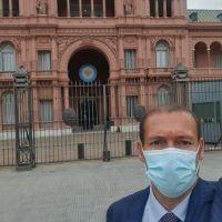 Gutiérrez se reúne con el Gobierno nacional en la cumbre por el Congelamiento de Precios