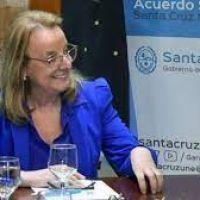 Alicia Kirchner presente en la reunión por congelamiento de precios
