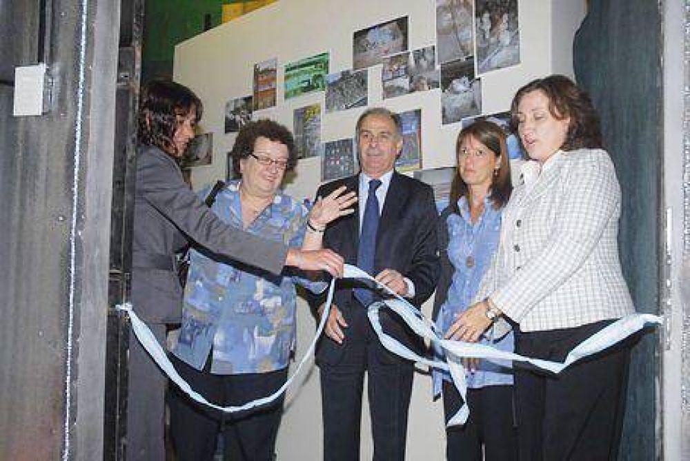 Inauguración de depósitos y del programa PRODIM