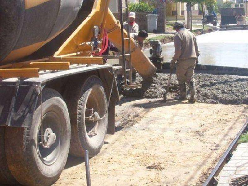 Pavimentos: Comienzan los trabajos en la calle Los Reseros