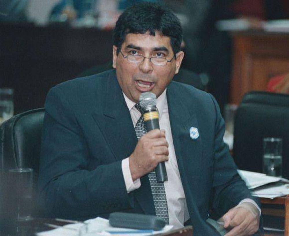 Rechazo: La Uocra se sumó al repudio contra el diputado que pidió parar la obra pública