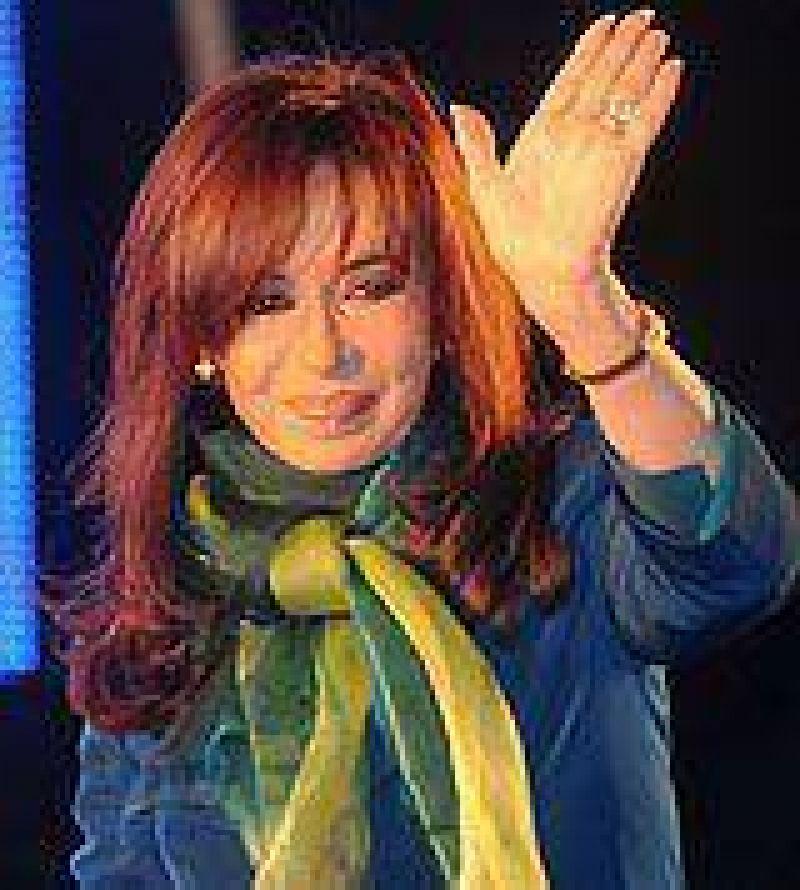 Cristina viaja a Brasil a destrabar el conflicto comercial